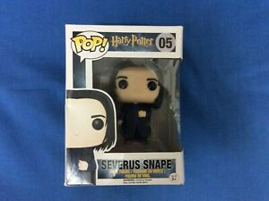 Severus Snape Harry Potter Funko Pop Vinyl Figure 05