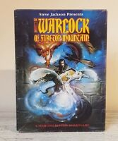 The Warlock of Firetop Mountain Game by Games Workshop - Complete Board Game Set