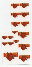 Battletech 1/60th scale Clan and IS Insignia decals- Clan Wolf