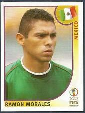 PANINI KOREA/JAPAN WORLD CUP 2002- #505-MEXICO-RAMON MORALES