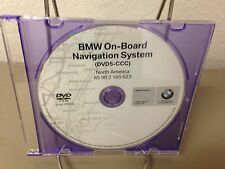 Genuine BMW 2009.1 Navigation DVD Update Map Disc 65 90 2 165 623