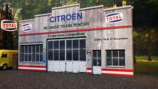 Garage Total Citroën 1/43°