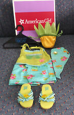 Rare Retired American Girl Tropical Breeze Outfit NIB Kanani Jess