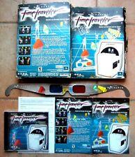 2000 TIME TRAVELER 3D Hologram video game SEGA Digital leisure in italiano CD