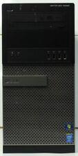 Dell OptiPlex 9020 MT Intel i5 4GB RAM 500GB HDD Win 10 USB VGA B Grade Desktop