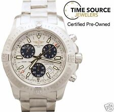 New Breitling Colt Chronograph Stainless Steel 44mm A7338811 Box & Papers Watch