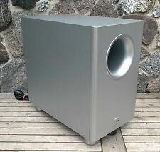 Canton AS 60 CX Aktiver Subwoofer Lautsprecher aktiv Verstärker ab 38Hz ENDSTUFE