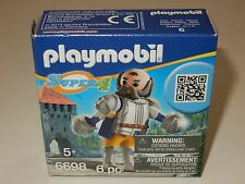 Playmobil #6698 Super 4 Royal Guard Sir Ulf Figure 2015 **NEW**