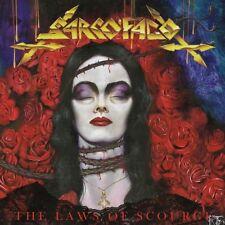 Sarcofago - The Laws of Scourge  / Crush, Kill, Destroy - RARE CD SEALED!!