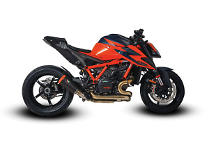 2020 KTM 1290 Superduke R EU road legal slip-on exhaust - Austin Racing