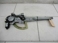 Window Regulator Left Rear Motor Kia Sorento I (Jc) 2.5 Crdi