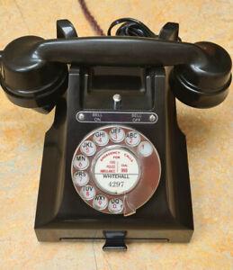 Black GPO312L Antique Telephone