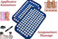 Applicator Kuznetsov Acupressure Acupuncture Massage Mat Аппликатор Кузнецова