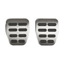 Pedalkappen Kupplung Bremse Edelstahl Seat Leon 1P VW Golf A3 Q3 Skoda Cupra GTI