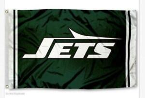 FLAG 3X5 New York Jets Football New Fast USA Shipping Newyork Jet