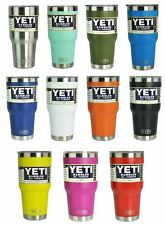 YETI Rambler 30 OZ Stainless Steel Vacuum Insulated Cup With Lid