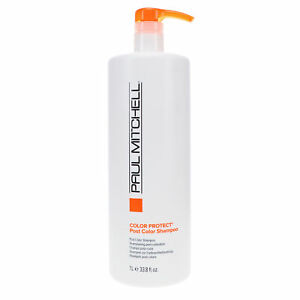 Paul Mitchell Color Protect Post Color Shampoo 33.8 oz