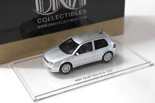 1:43 DNA VW Golf GTI Edition 25th Anniversary silver NEW bei PREMIUM-MODELCARS