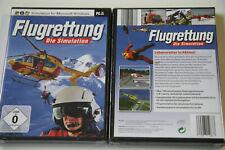 Flugrettung - Die Simulation / ähnlich wie Medicopter   (PC) Neuware