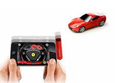 THUMBS UP macchinina Ferrari Smart Control TPU015 comandata da iPhone iPad iOS