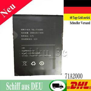 Akku 2000mAh Für TP-Link M5350, TL-TR761, TL-TR861, TBL-71A2000 Bateria