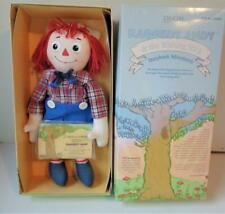 2000 Dakin Raggedy Andy and the Wishing Stick Doll New in Box with COA #7724