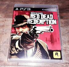 Red Dead Redemption PlayStation3 PS3 TOPZUSTAND Rockstar Games Wilder Westen
