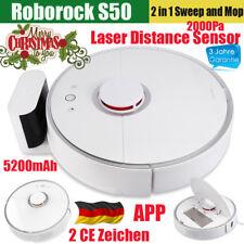 Roborock S50 2IN1 Smart Saugroboter Robot Staubsauger Vakuum Reinigung Mopping