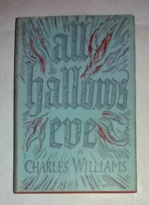 All Hallows' Eve of Williams, Charles - Faber & Faber, 1945 - First Edition