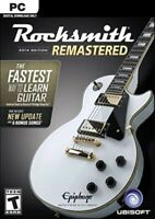 Rocksmith 2014 Remastered PC Steam GLOBAL NO CABLE [KEY ONLY!] FAST Delivery