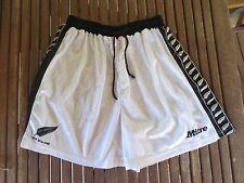 VINTAGE Short football NEW ZEALAND NOUVELLE ZELANDE Mitre collection XXL soccer