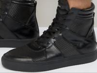 RELIGION  Zipper Hi Top Boots / trainers uk7 eu41 brand new boxed