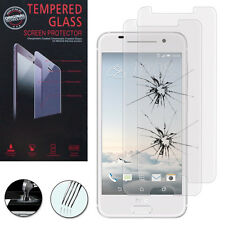 2 Films Verre Trempe Protecteur Protection Pour HTC One A9