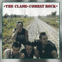 THE CLASH ~ Combat Rock ~ 1999 UK REMASTERED 12-track CD album ~ FREE UK P+P