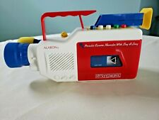 My Song Maker Portable Cassette Player Recorder Camcorder Sing-A-Long Children