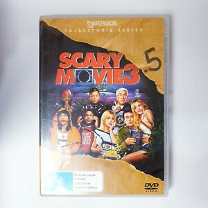 Scary Movie 3.5 DVD Region 4 AUS Free Postage - Comedy