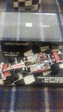 New listing 1/43 MINICHAMPS 530 074322 MCLAREN MERCEDES MP4-22 HAMILTON F1 1st WIN 07 LTD ED