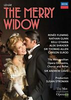The Merry Widow The Metropolitan Opera (Davis) [DVD] [2015]