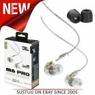 MEE Audio M6 PRO Auriculares │reemplazable Cable │ Universal Control │