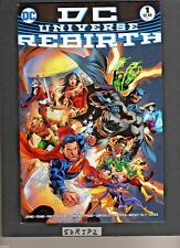 DC UNIVERSE REBIRTH #1 NM NEW Midnight Release Variant HARLEY QUINN ON COVER