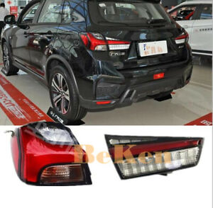 For 2020-21 Mitsubishi Outlander Sport ASX RVR Rear Left side Tail taillight*2