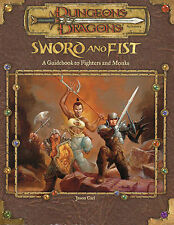 Dungeons & Dragons: SWORD AND FIST – Guidebook to FIGHTERS & MONKS  2002
