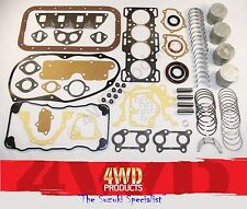 Engine Reco kit - Suzuki Sierra SJ410 Maruti MG410 Super Carry 1.0 F10A
