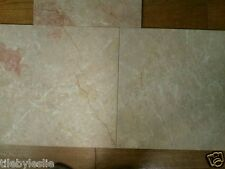 Rosa Cream Marble Brushed tile