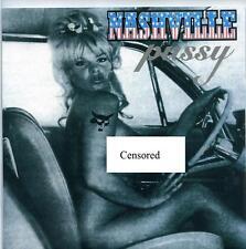 "NASHVILLE PUSSY 'Go Mother**ker 7"" cheesecake cover Hookers devil dogs CV vinyl"