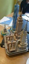 New York Skyline 3D Puzzele