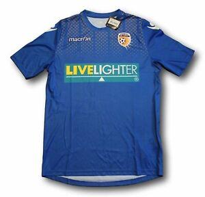 2016 Women's A-League Perth Glory FC Goal Keeper Jersey Shirt Size M New W/Tags