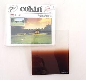 COKIN P 125 Filtro Degradante Tabacco 2