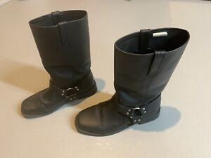 Wrangler Harness Motorcycle Boots Size 13