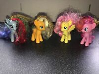 MLP Equestria Rainbow Power Dolls Bundle